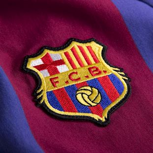 FC Barcelona 1980 - 81 Retro Football Shirt | 3 | COPA