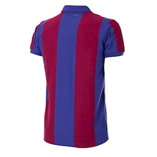 FC Barcelona 1980 - 81 Retro Football Shirt | 4 | COPA