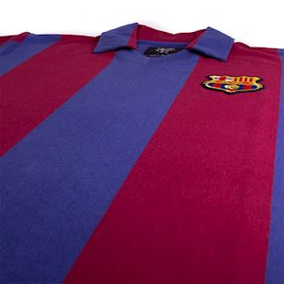 FC Barcelona 1980 - 81 Retro Football Shirt | 5 | COPA