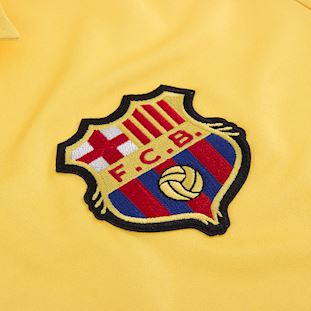 FC Barcelona 1981 - 82 Away Retro Football Shirt | 3 | COPA