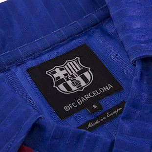 FC Barcelona 1990 - 91 Retro Football Shirt | 5 | COPA