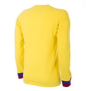FC Barcelona Away 1974 - 75 Retro Football Shirt | 4 | COPA