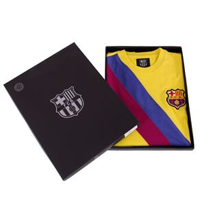FC Barcelona Away 1974 - 75 Retro Football Shirt | 6 | COPA