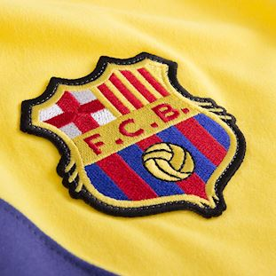 fc-barcelona-away-1978-79-short-sleeve-retro-football-shirt-yellow | 3 | COPA