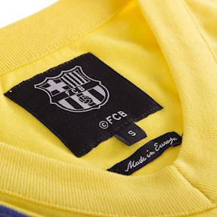 fc-barcelona-away-1978-79-short-sleeve-retro-football-shirt-yellow | 6 | COPA