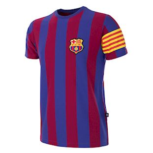 fc-barcelona-captain-retro-t-shirt-bluered | 1 | COPA