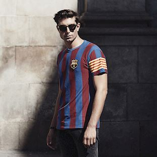 FC Barcelona Captain Retro T-Shirt | 7 | COPA