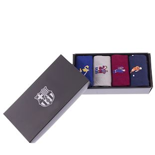 fc-barcelona-casual-socks-box-set-black | 2 | COPA