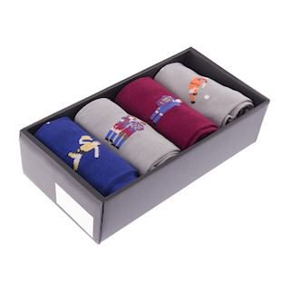 fc-barcelona-casual-socks-box-set-black | 3 | COPA