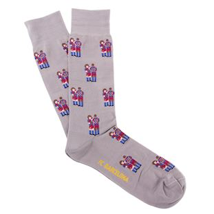 fc-barcelona-casual-socks-box-set-black | 6 | COPA