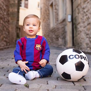 FC Barcelona 'My First Football Shirt' | 8 | COPA