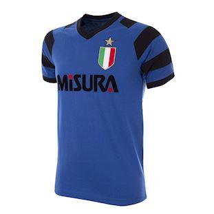 737   FC Internazionale 1989 - 90 Short Sleeve Retro Football Shirt   1   COPA