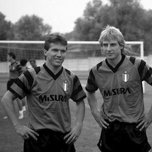 737   FC Internazionale 1989 - 90 Short Sleeve Retro Football Shirt   2   COPA