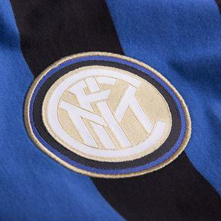6722   FC Internazionale Captain T-Shirt   Black - Blue   2   COPA