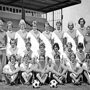 FC Karl-Marx-Stadt 1976 - 1977 Retro Football Shirt | 2 | COPA