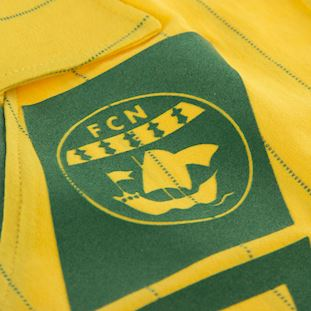 FC Nantes 1982 - 83 Retro Football Shirt | 4 | COPA