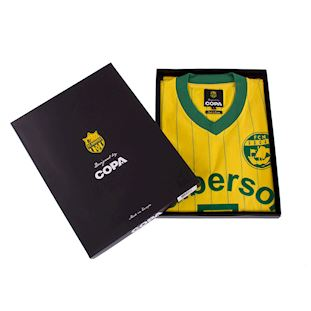 FC Nantes 1982 - 83 Retro Football Shirt | 7 | COPA