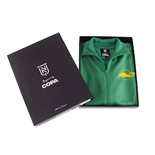FC Nantes 1988 - 89 Retro Football Jacket | 6 | COPA
