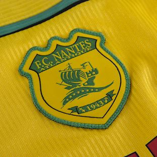 FC Nantes 2000 - 01 Retro Football Shirt | 3 | COPA