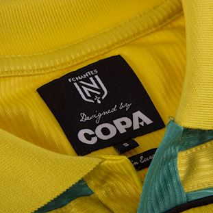 FC Nantes 2000 - 01 Retro Football Shirt | 6 | COPA