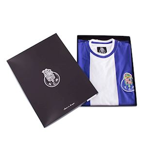 FC Porto 1971 - 72 Retro Football Shirt | 6 | COPA
