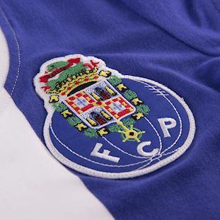 FC Porto 1971 - 72 Dames Retro Football Shirt | 3 | COPA
