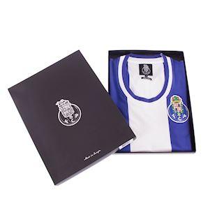 FC Porto 1971 - 72 Dames Retro Football Shirt | 6 | COPA