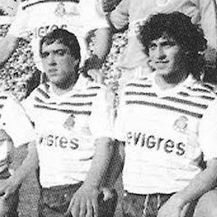 FC Porto 1985 - 86 Away Retro Football Shirt | 2 | COPA