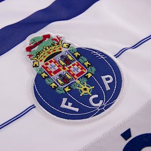 FC Porto 1985 - 86 Away Retro Football Shirt | 3 | COPA