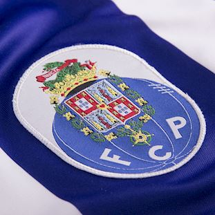 FC Porto 1986 - 87 Retro Football Shirt | 3 | COPA