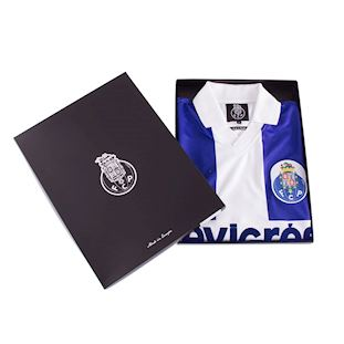 FC Porto 1986 - 87 Retro Football Shirt | 6 | COPA