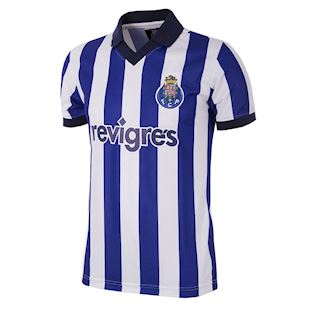 128 | FC Porto 2002 Short Sleeve Retro Football Shirt | 1 | COPA