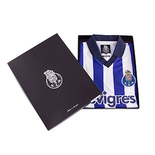 FC Porto 2002 Retro Football Shirt | 6 | COPA