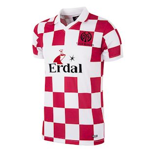 FSV Mainz 05 1996 - 97 Retro Football Shirt | 1 | COPA