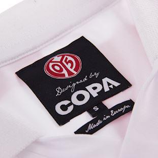 FSV Mainz 05 1996 - 97 Retro Football Shirt | 6 | COPA
