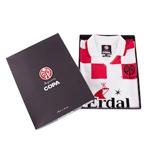 FSV Mainz 05 1996 - 97 Retro Football Shirt | 7 | COPA