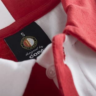 Feyenoord 1912 Retro Football Shirt   5   COPA