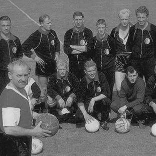 1245 | Feyenoord 1960's Retro Jacket  polyester / cotton | 2 | COPA