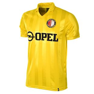 1255 | Feyenoord 1984 Away Short Sleeve Retro Football Shirt | 1 | COPA