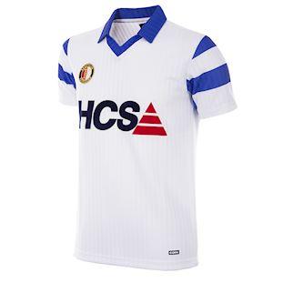 feyenoord-1990-91-away-short-sleeve-retro-shirt-white | 1 | COPA