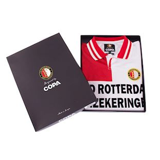 Feyenoord 1994 - 95 Retro Football Shirt | 6 | COPA