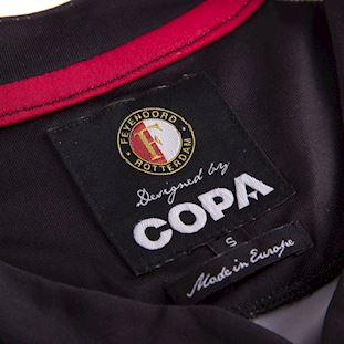 feyenoord-2007-08-short-sleeve-retro-shirt-black | 5 | COPA