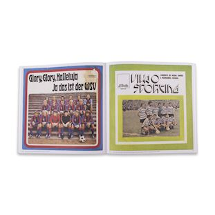 Football Disco - The Unbelievable World Of Football Record Covers   3   COPA