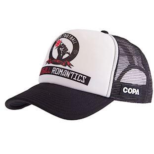 football-romantics-trucker-cap-black | 1 | COPA