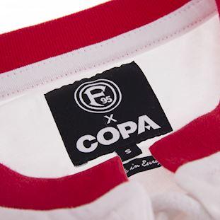 Fortuna Düsseldorf 1948 Retro Football Shirt | 5 | COPA