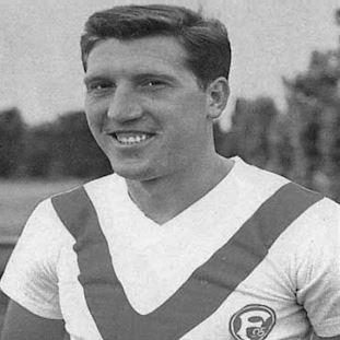 Fortuna Düsseldorf 1965 Retro Football Shirt   2   COPA