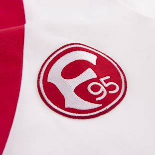 Fortuna Düsseldorf 1965 Retro Football Shirt | 3 | COPA