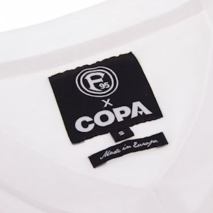 Fortuna Düsseldorf 1965 Retro Football Shirt   5   COPA