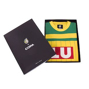 Fortuna Sittard 1985 Retro Football Shirt | 6 | COPA
