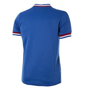 France 1971 Retro Football Shirt | 4 | COPA